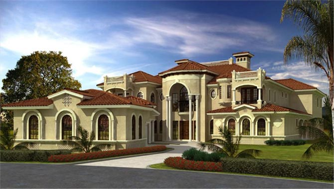 Modelos de casas modernas proyectos de casas modernas Luxury house plans with photos of interior